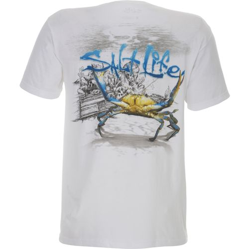 Salt Life Men s Crab Claws T-shirt