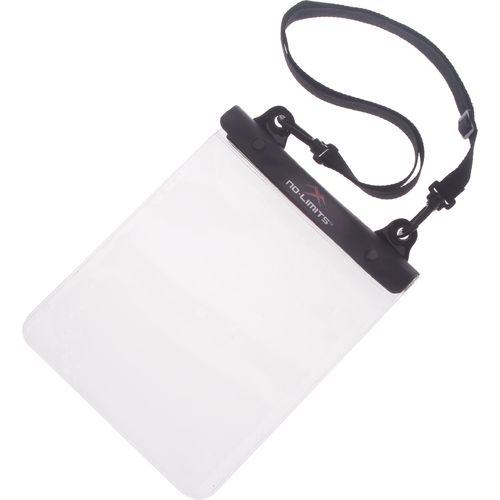 No Limits™ iPad®/Tablet Waterproof Pouch