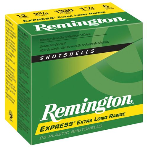 Remington Express® Extra-Long Range 12 Gauge 9 Shotshells
