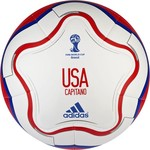 adidas OLP 2014 Capitano USA Soccer Ball