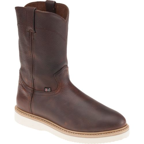 Justin Men's Premium Steel Toe Work Boots - view number 2