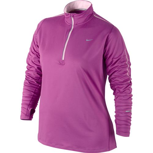 Nike Women s Element 1/2 Zip Running Top