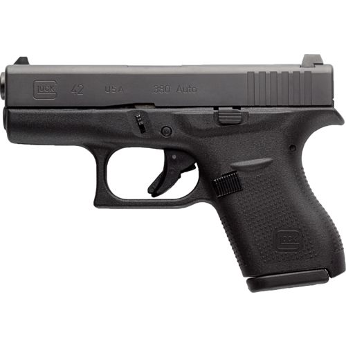 Display product reviews for GLOCK G42 Gen4 .380 Pistol