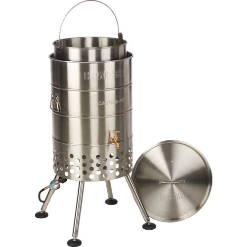 Outdoor Gourmet Pro™ 80-Quart Crawfish Keg