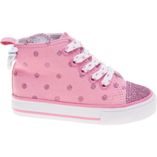 Austin Trading Co.  Infant Girls  Dotty Mid-Top Shoes