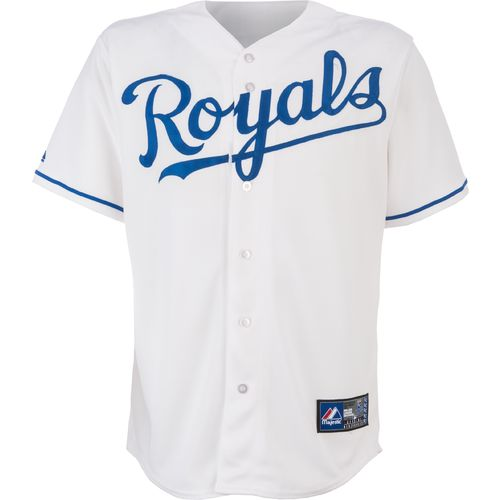 Majestic Adults  Kansas City Royals Replica Jersey