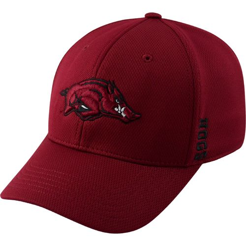 Top of the World Adults' University of Arkansas Booster Cap