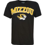 Majestic Men's University of Missouri Section 101 Arch Mascot T-shirt