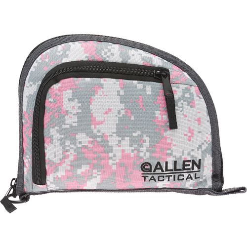 Display product reviews for Allen Company Auto-Fit Camo Handgun Case