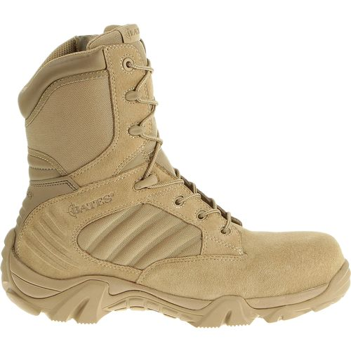 Bates Men's GX-8 Desert Composite Toe Side Zip Boots - view number 1