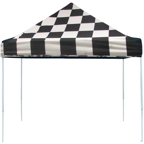Display product reviews for ShelterLogic Pro Series Straight-Leg 10' x 10' Open-Top Pop-Up Canopy