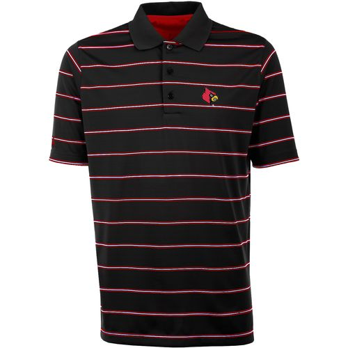 Antigua Men's University of Louisville Deluxe Polo Shirt