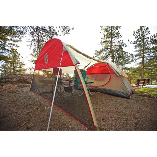 ... Coleman Cold Springs 4 Person Dome Tent with Porch - view number 7 ...  sc 1 st  Academy Sports + Outdoors & Coleman Cold Springs 4 Person Dome Tent with Porch | Academy
