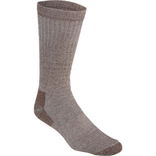 Display product reviews for Wolverine Men's Comfort Hunter Wool Boot Socks 3-Pack