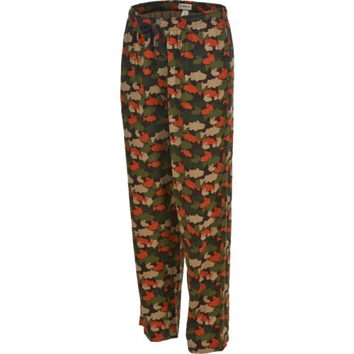 Magellan Outdoors  Men s Realtree Printed Flannel Lounge Pant