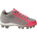 Under Armour® Girls' Glyde Jr. Softball Shoes