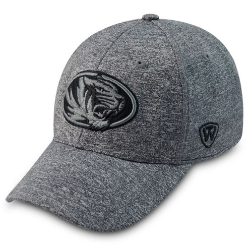 Top of the World Adults' University of Missouri Steam Cap