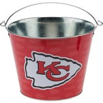 Boelter Brands Kansas City Chiefs 5 qt. Full-Wrap Bucket
