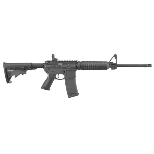 Ruger® AR-556™ 5.56 NATO Bolt-Action Autoloading Rifle