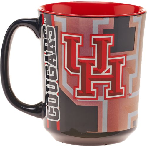 The Memory Company University of Houston 11 oz. Reflective Mug
