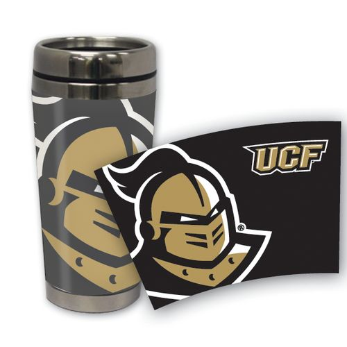 The Fanatic Group University of Central Florida 16 oz. Stainless-Steel Tumbler