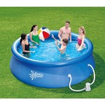 "Summer Escapes Quick Set® 12' x 30"" Round Pool"