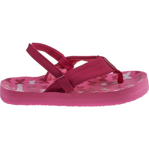 Reef Girls' Little Ahi Sandals