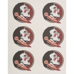 Stockdale Florida State University Moveable Face-Cals 6-Pack