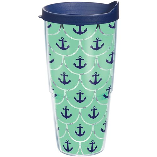 Tervis Anchors 24 oz. Tumbler with Lid