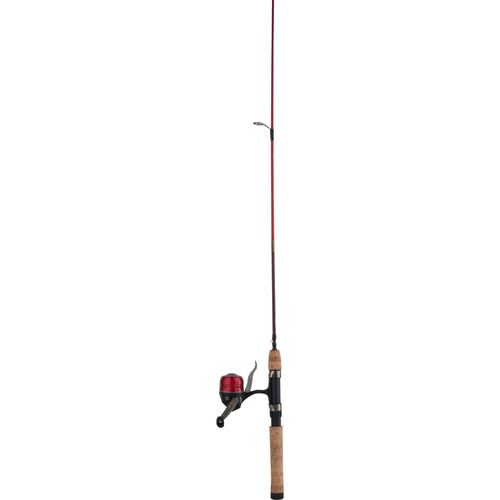 Berkley cherrywood hd underspin 5 39 ul spincast rod and for Academy fishing poles