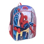 Marvel Spider-Man Backpack with Front Pocket