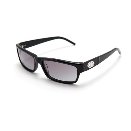 AES Optics Men's University of Georgia Alumni Series Cambridge Polarized Sunglasses
