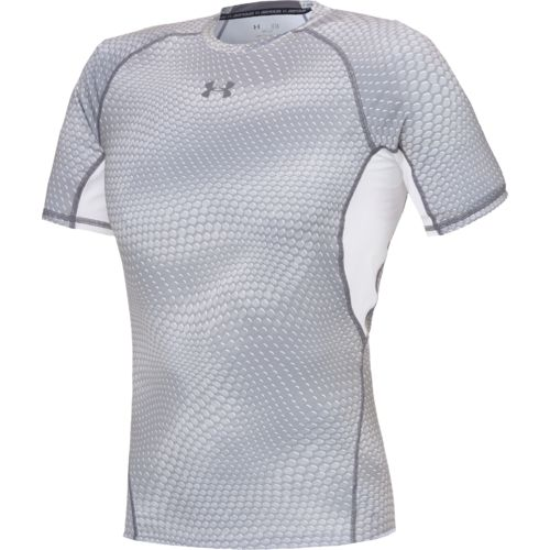 Image for under armour men 39 s heatgear armour for Under armour printed t shirts