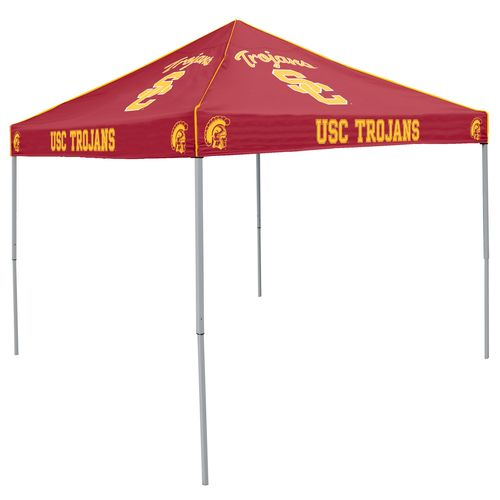 Logo University of Southern California Straight-Leg 9 ft x 9 ft Color Tent - view number 1