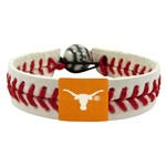 GameWear University of Texas Classic Baseball Bracelet