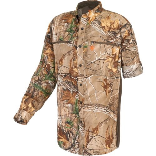 Display product reviews for Game Winner Men's Eagle Pass Deluxe Long Sleeve Camo Shirt