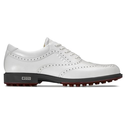 ECCO Men's Tour Hybrid Wingtip Golf Shoes