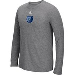 adidas™ Men's Memphis Grizzlies Pregame Team Logo climalite® Ultimate T-shirt