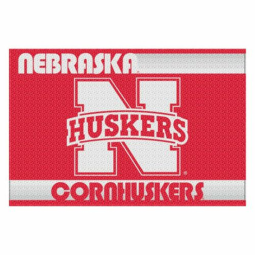The Northwest Company University of Nebraska Acrylic Tufted Rug
