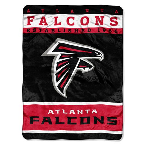 The Northwest Company Atlanta Falcons 12th Man Raschel Throw