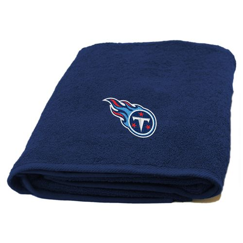 The Northwest Company Tennessee Titans Appliqué Bath Towel