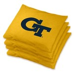 Wild Sports Georgia Tech Regulation Beanbags 4-Pack