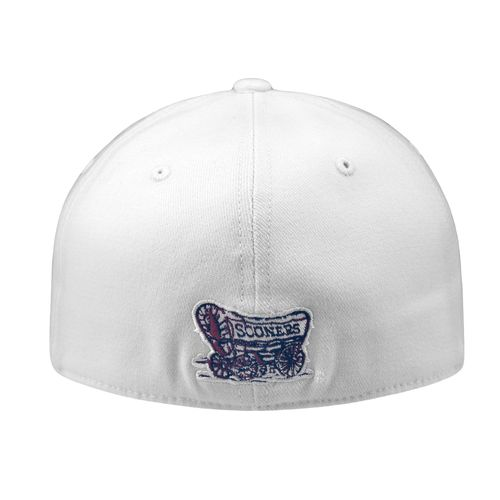 Top of the World Men's University of Oklahoma Premium Collection Memory Fit™ Cap - view number 2