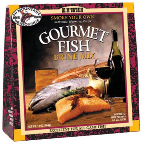 Hi Mountain Jerky Gourmet Fish Brine
