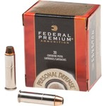 Federal Premium Personal Defense .357 Magnum 158-Grain Handgun Ammunition - view number 1