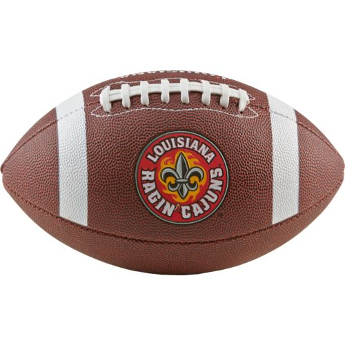 Rawlings University of Louisiana at Lafayette Game Time Full-Size Football