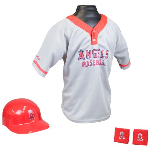 Franklin Kids' Los Angeles Angels Uniform Set