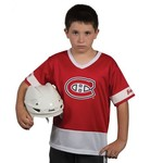 Franklin Kids' Montreal Canadiens Uniform Set - view number 2
