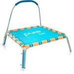 Pure Fun Kids' Jumper Trampoline with Handrail - view number 3