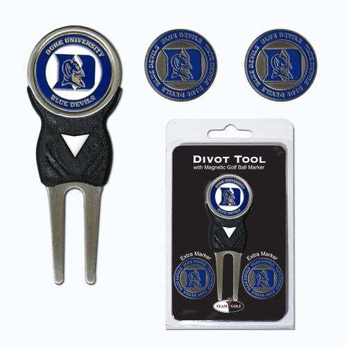 Team Golf Duke University Divot Tool and Ball Marker Set